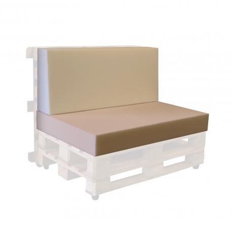 Relleno de gomaespuma para sofas de palets for Espuma a medida para palets