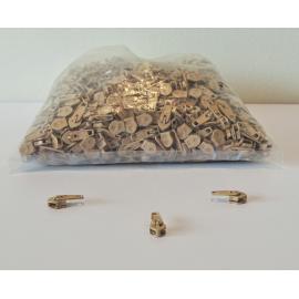 Cursor para cremallera M5 (Bolsa 500 Und)